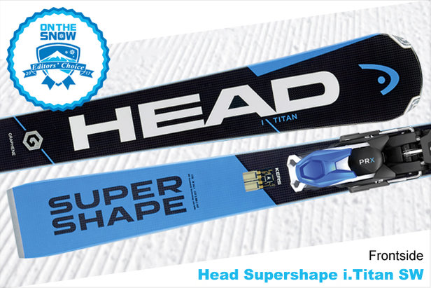Head Supershape i.Titan SW - ©Head