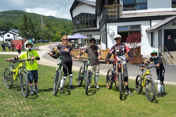 Lift-Served Mountain Biking 101 - ©Susan Martone