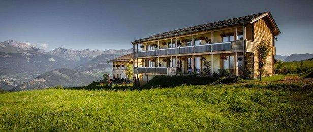 Bijzonder overnachten in Zwitserland - ©My Switzerland