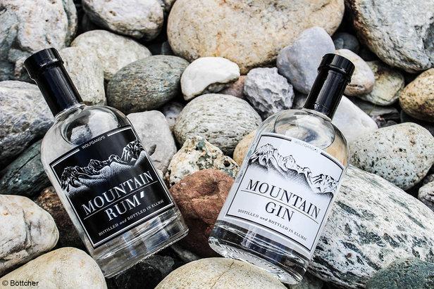 Das Aroma der Berge: Hausgemachter Mountain Gin vom Wilden Kaiser - ©Claudia Böttcher