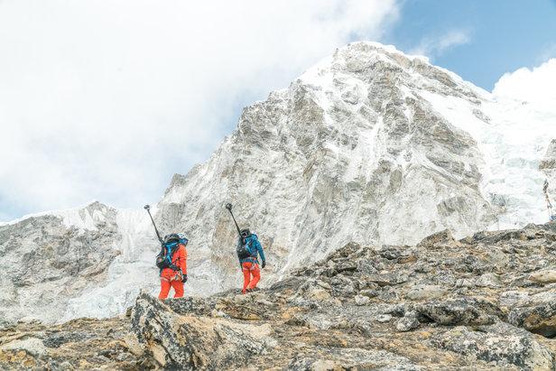 #project360 erobert den Mount Everest: Tolle 360°-Bilder vom höchsten Berg der Welt - ©Mammut   Matthias Taugwalder