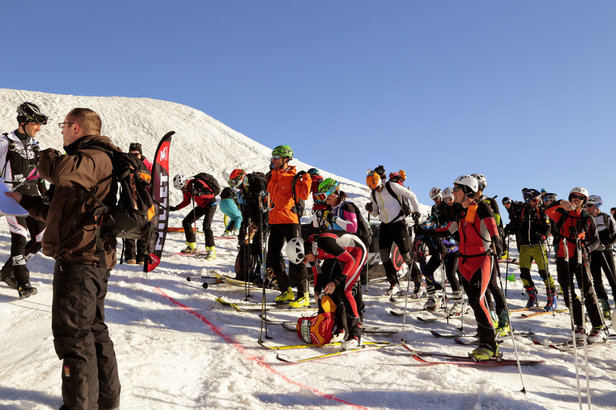 ski alpinisme Les Coulmes du Pic du Midi - © Sébastien PELLANNE