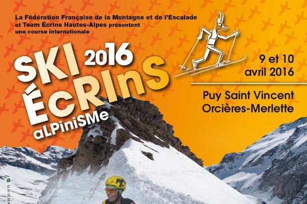 Ski Ecrins 2016
