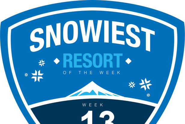 Snowiest Resort of the Week - KW 13 - ©Skiinfo