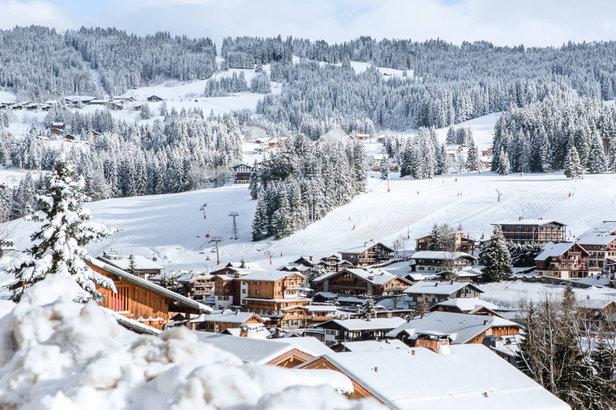 Station de ski des Gets - ©OT les Gets