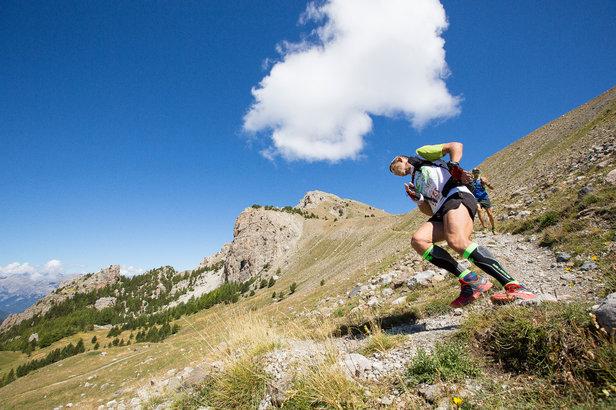 Juillet, le mois 100% trail à Vars - ©Scalp