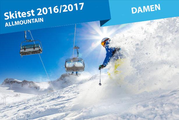 Allmountain-Ski für Frauen im Test: 17 Modelle für den ganzen Berg - ©Lukas Gojda