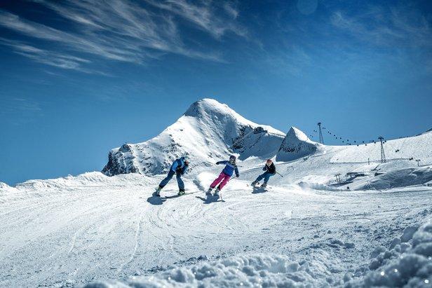 Kitzsteinhorn - ©Gletscherbahnen Kaprun AG
