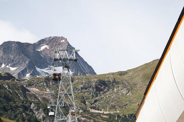 Stubaier Gletscher - ©Stubaier Gletscher