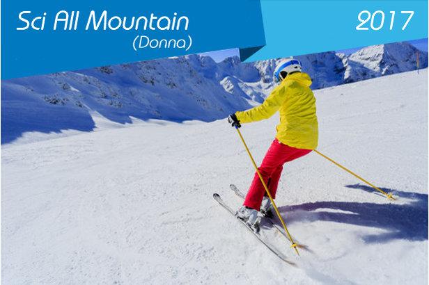 Ski test sci All Mountain 2017 - donna - ©Gorilla