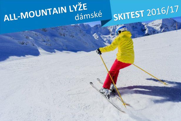 Skitest 2016/17: All-mountain lyže - ©Gorilla