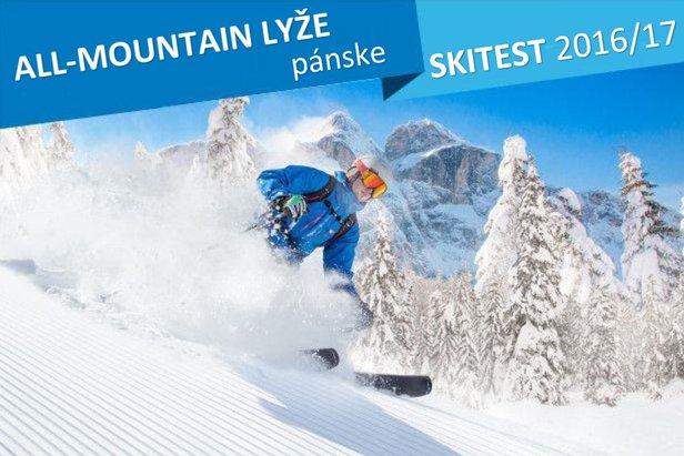 Skitest 2016/17: All-mountain lyže - ©Lukas Gojda