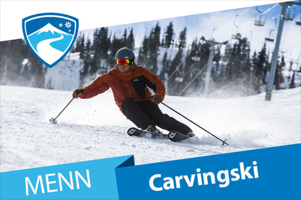 Skitest av carvingski for menn 2016/2017. - ©Liam Doran