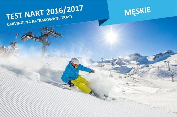 Test męskich nart carvingowych allround 2016/2017: najlepsze narty na przygotowane trasy