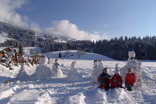 Wilder Kaiser AUT snowplay
