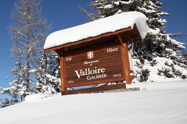 Bienvenue à Valloire - ©Office de Tourisme de Valloire