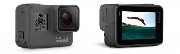 GoPro Hero 5 Black - ©GoPro