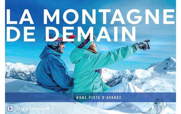 La montagne de demain selon Labellemontagne - ©Labellemontagne