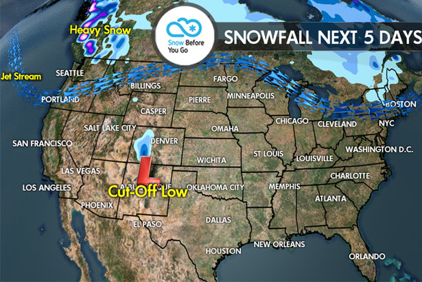 Nov. 3 Snow Before You Go - ©Meteorologist Chris Tomer