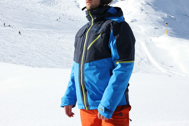 Im Test: Ziener Televate Jacket - ©Skiinfo