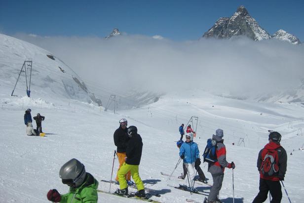 Zermatt April 2011