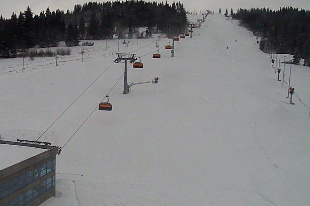 Idzie zima na całego: w Tatrach, na Podhalu i w Beskidach spadnie do pół metra śniegu!