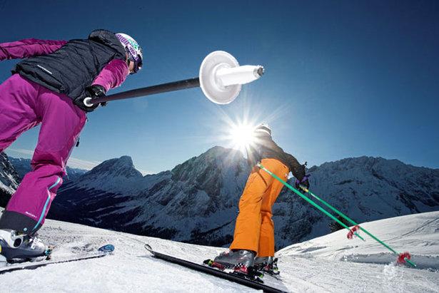 Zugspitzarena_Skifahrer