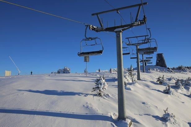 Disse skianleggene har mest snø - ©Hafjell Alpinsenter