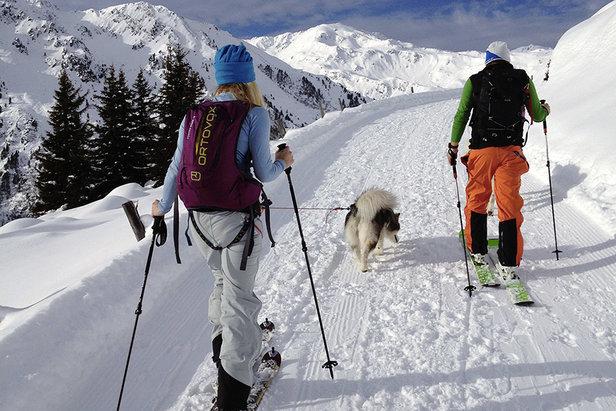 Skitour Rastkogelhütte - ©Stefanie Eder