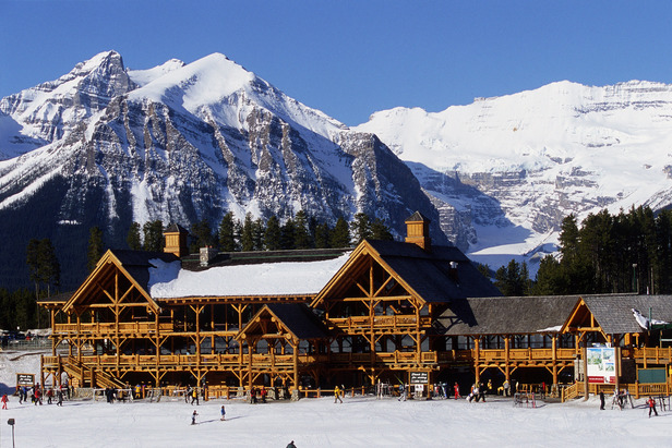 Lodge of Ten Peaks, Lake Louise, Alberta