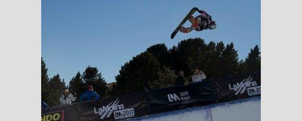 La Molina 2011 Halfpipe