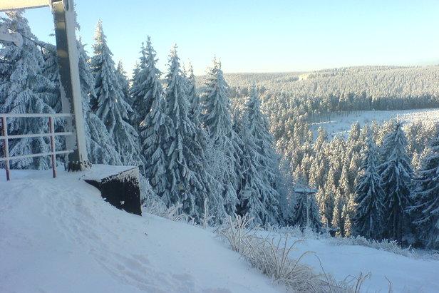 Oberhof GER scenic