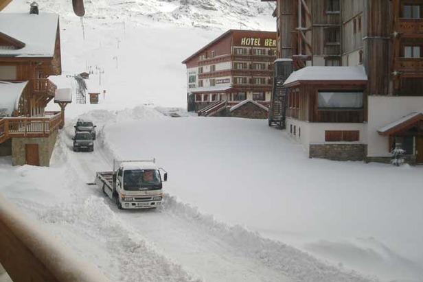 Alpe d'Huez Nov 08