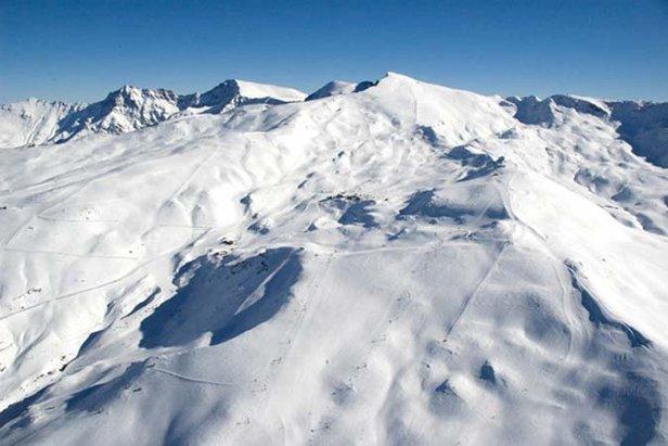 Sierra Nevada - panorama 677px