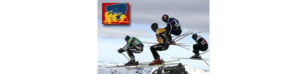 ski X flaine