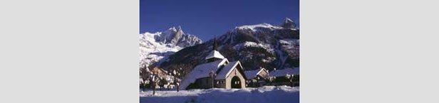 Chamonix - old church 225px