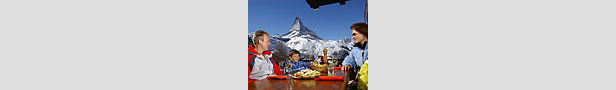 Zermatt - Mountain restaurant 120px
