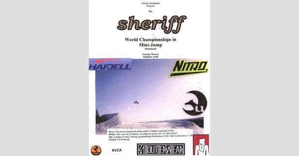 Hafjell - Sheriff 250px