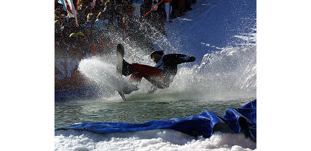 Serfaus - Fiss - Ladis - water slide
