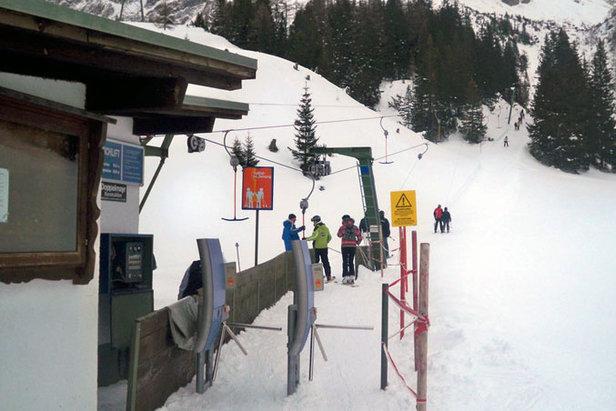 Ausblick auf den Skilift in Biberwier - ©Markus Hahn