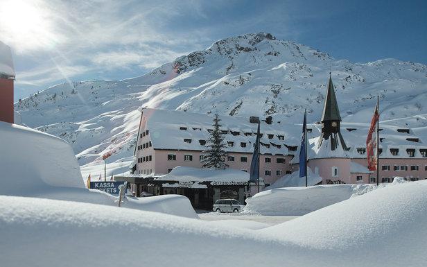St. Christoph - ©Arlberg Hospiz Hotel
