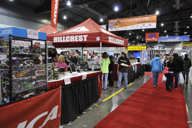 The Portland Ski Fever and Snowboard Show touts the biggest gear swap in the Pacific Northwest. Photo Courtesy of Ski Fever.