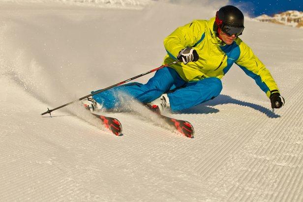 K2 A.M.P Bolt 2013 skis - ©K2 Skis