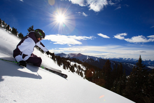 Early Season Skiing at A-Basin - ©Arapahoe Basine