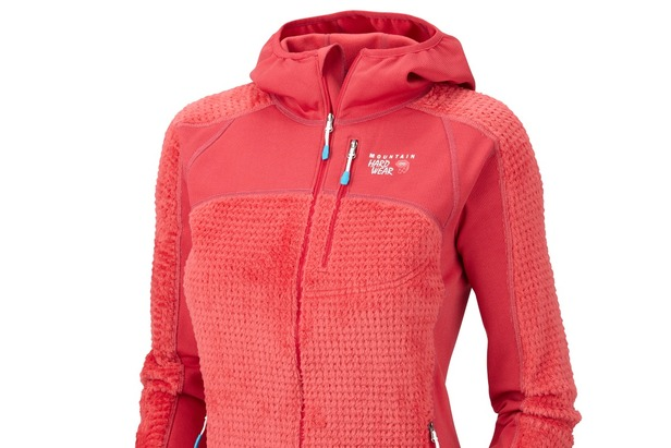 The Mountain Hardwear Monkey Woman Grid Jacket.