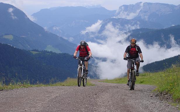 Mountainbiken - ©Salzburger Saalachtal