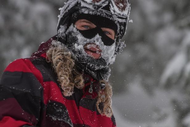 Kleding voor extreme kou
