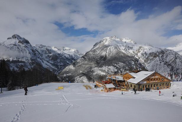 Bardonecchia, Piemonte - Neve fresca Gennaio 2013 - ©Colomion Spa