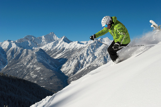 Skiing the Powder Highway, Canada