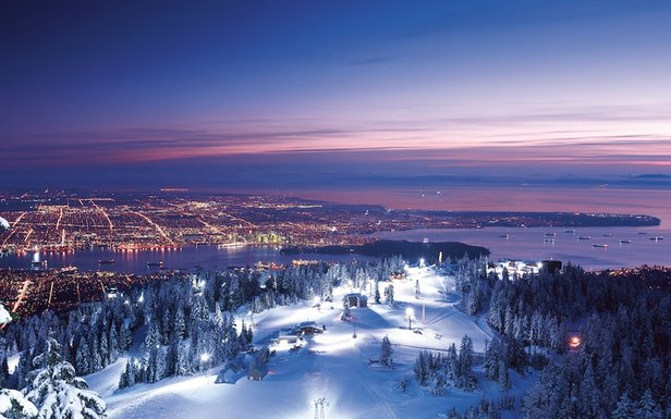 Grouse, BC - ©Grouse Mountain
